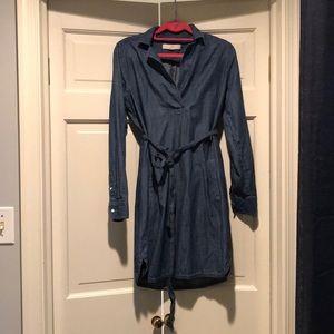Chambray Loft Dress.